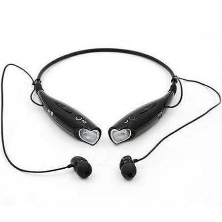 Sharper Image Sbt518 Bluetooth Behind The Ear Headphones Walmartcom