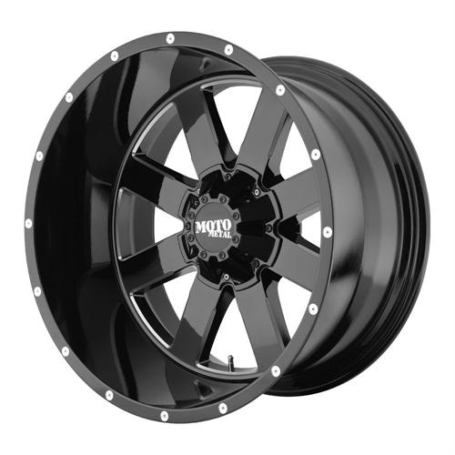 Wheel Pros 18X9 6X5.5 G-BLK MACH 0MM MO96289068300