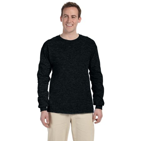 Fruit of the Loom-5 oz-100% Heavy Cotton HD Long-Sleeve T-Shirt-4930