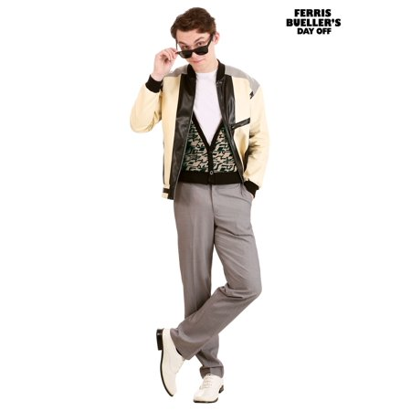 Ferris Bueller Costume (Ferris Bueller's Day Off Halloween Costume)