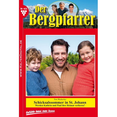 Der Bergpfarrer 403 – Heimatroman - eBook