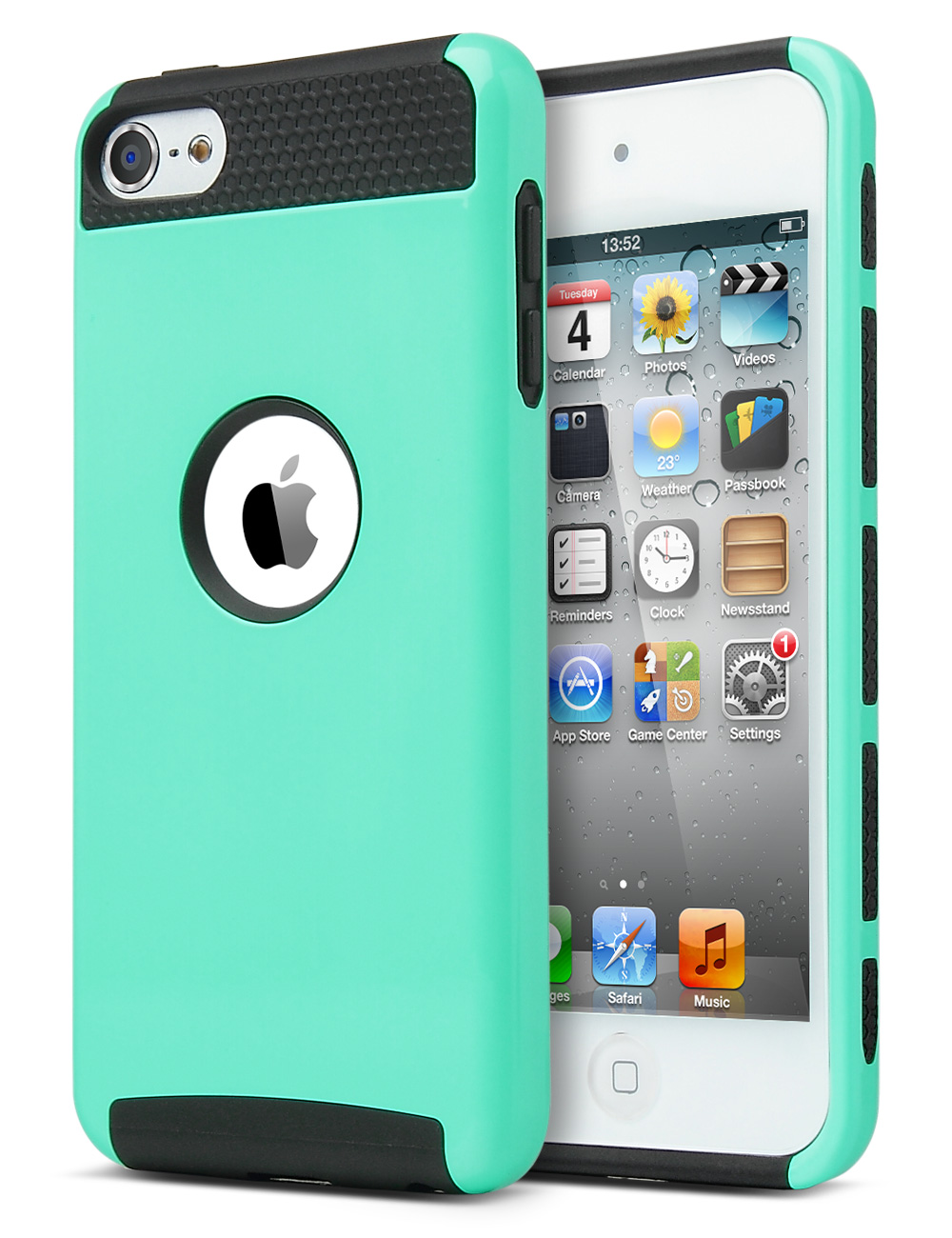 ipod touch 6 case,ipod 5 case,ulak slim fit 2 piece style hybridipod touch 6 case,ipod 5 case,ulak slim fit 2 piece style hybrid phone hard case protective cover for apple ipod touch 6th 6g 6 5th 5g 5 walmart com