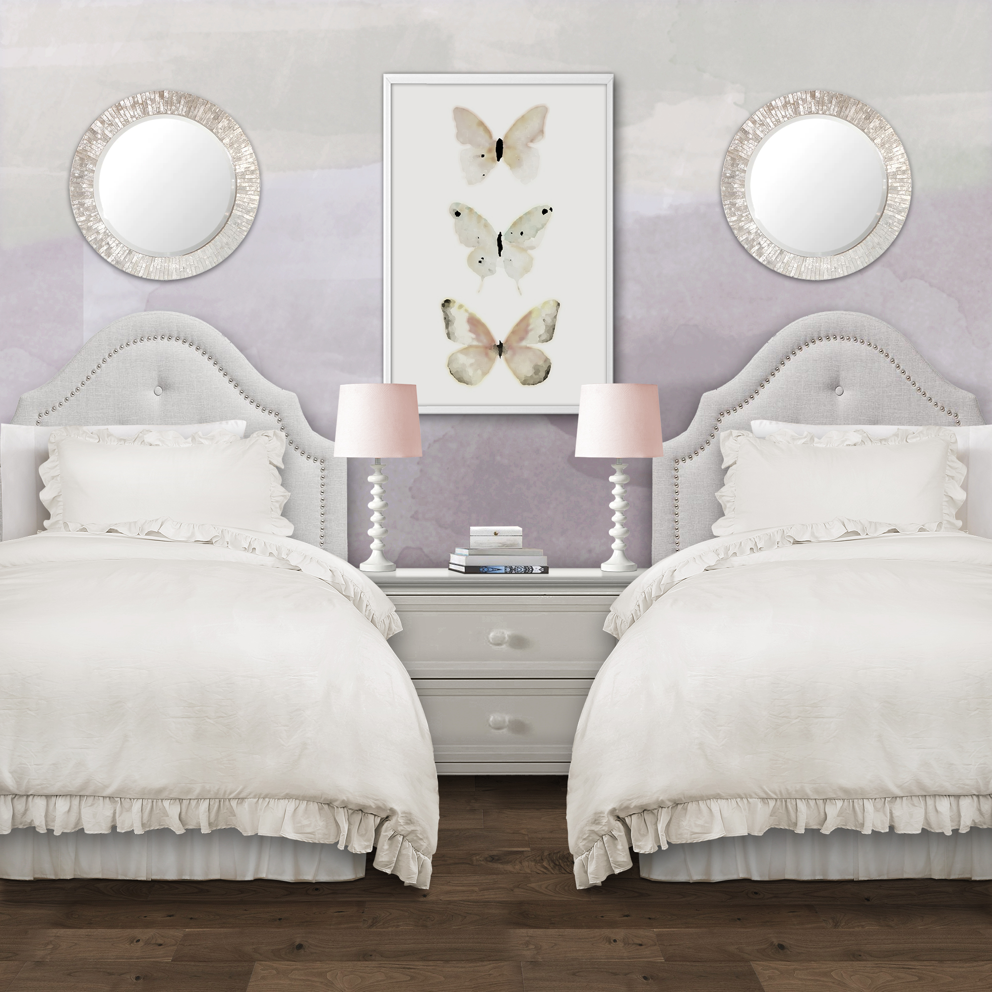 Reyna Comforter 2Pc Set Twin XL
