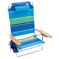 RIO Beach Big Kahuna Beach Chair - Stripe