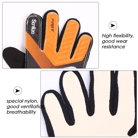 LeKing No. 6 Soccer Goalkeeper Gloves for Children - image 4 of 9