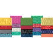 "True Colors-Tula Pink 5""X5"" Charm Pack-42pcs"