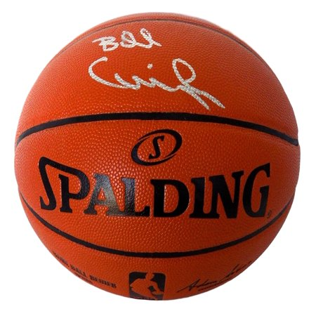 Billy Cunningham Philadelphia 76ers Auto Spalding Basketball JSA by