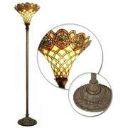 Ariel Torchiere Floor Lamp