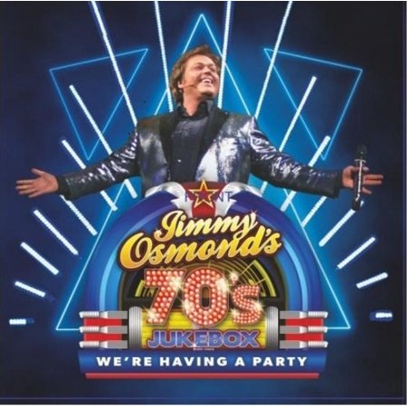 Jimmy Osmond's 70's Jukebox: We're Having A Party - Jimmy Neutron Party
