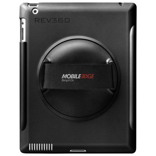 Rev360 Rotating Ipad (Gen 2 & 3) Case - Black - Made In The Usa