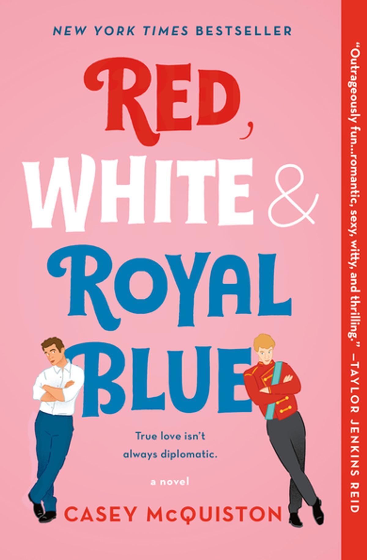 Red, White & Royal Blue - eBook - Walmart.com - Walmart.com