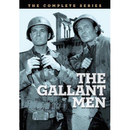 MOD-GALLANT MEN COMPLETE SERIES (ABC/6 DVD/1962-63/NON-RETURNABLE) - Fontaine Series