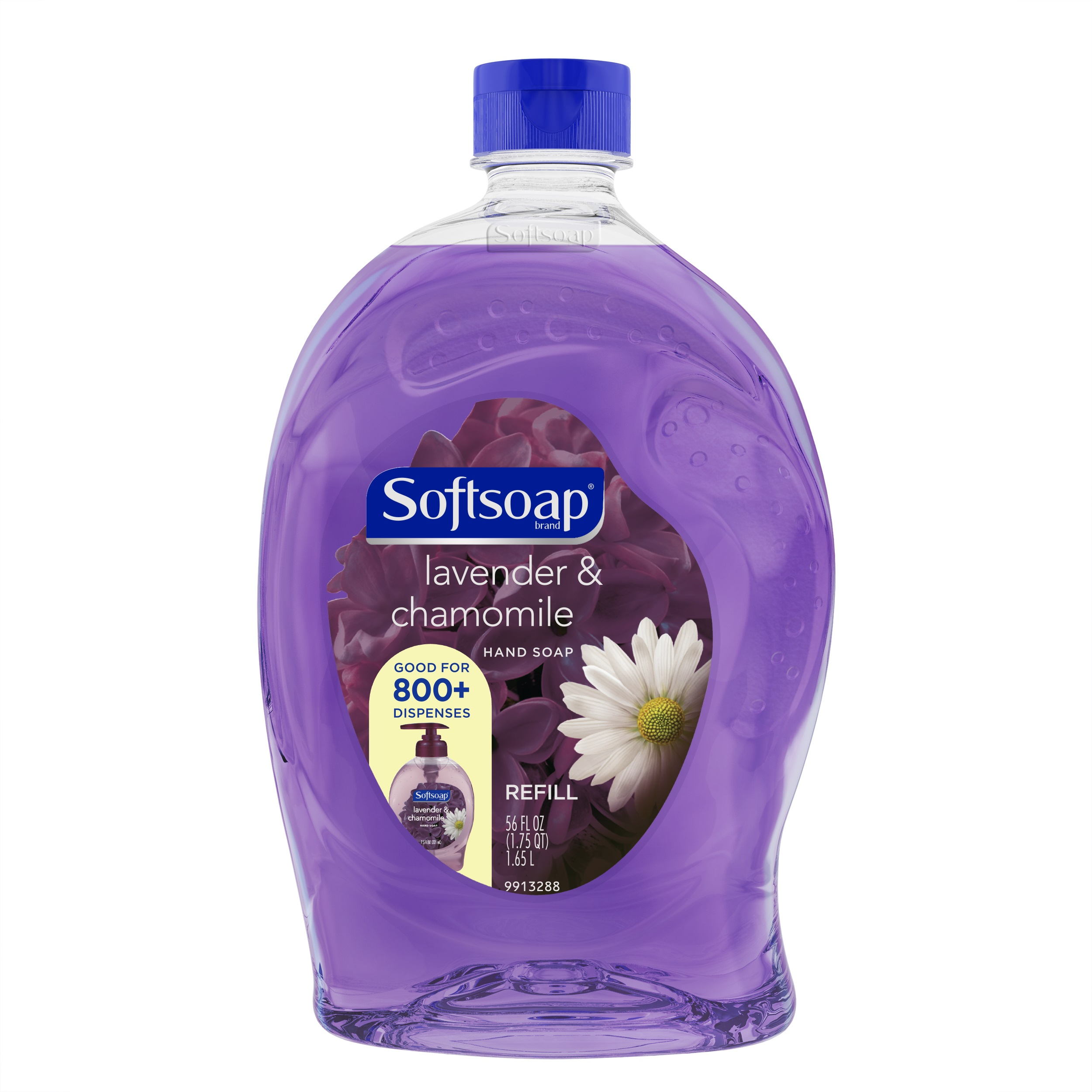 (2 pack) Softsoap Liquid Hand Soap Refill, Lavender and Chamomile - 56 fl oz
