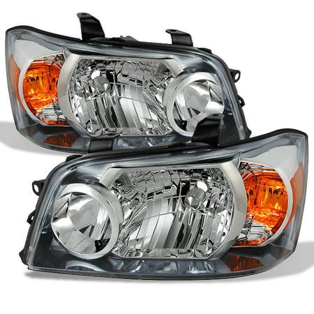 Fits 2004 2005 2006 Toyota Highlander Base | Limited | Sport LH+RH Headlights 04 Toyota Matrix Headlight
