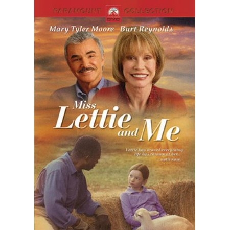 Miss Lettie And Me (DVD) ()