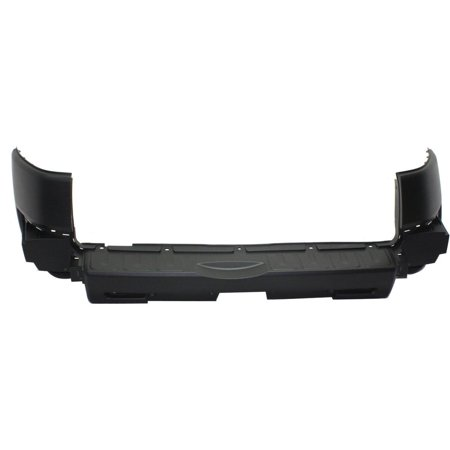 NEW REAR BUMPER COVER TEXTURED FITS 2007-2010 TOYOTA FJ CRUISER - Stillen Bumper Cover