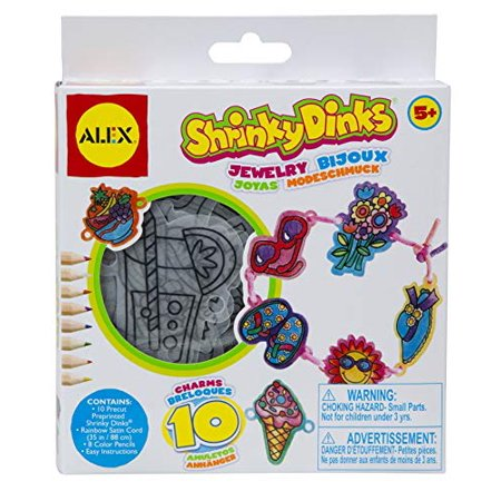 Shrinky Dinks Jewelry Activity Set - image 1 of 1