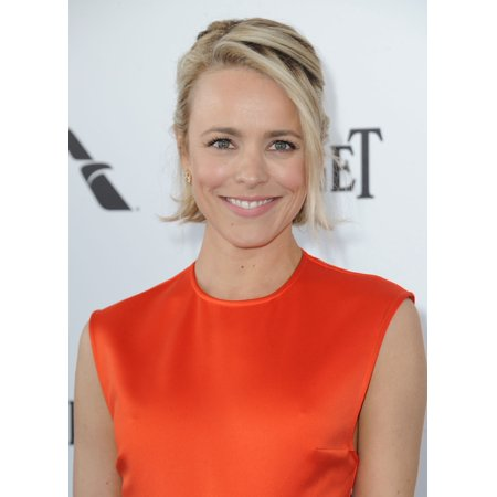 Rachel Mcadams At Arrivals For 2016 Film Independent Spirit Awards - Arrivals 1 Canvas Art -  (16 x