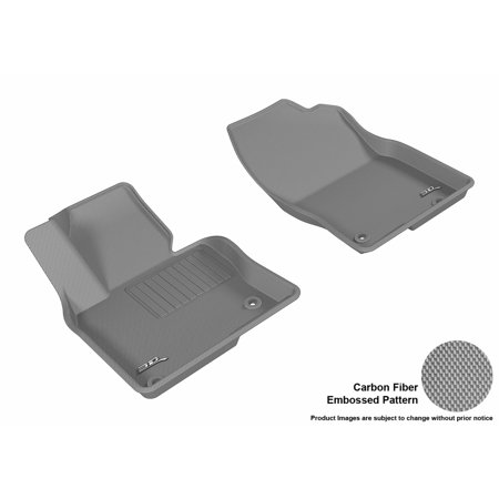 3d Maxpider 2017 2017 Mazda Cx 5 Front Row All Weather Floor Mats In