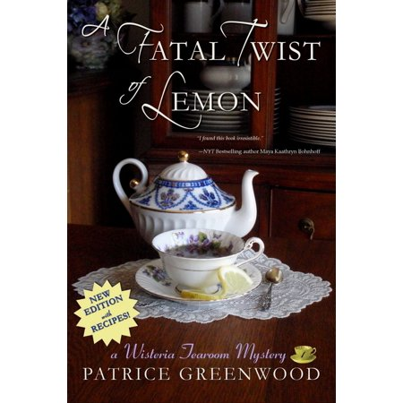 A Fatal Twist of Lemon - eBook - Lemon Twist