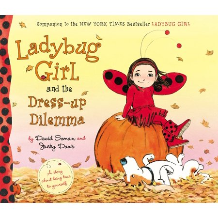 Athletes To Dress Up As For Halloween (Ladybug Girl and the Dress-up Dilemma -)