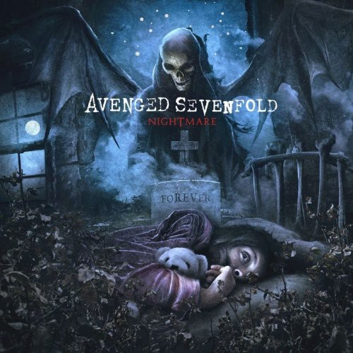 Avenged Sevenfold - Nightmare (Edited) (CD)