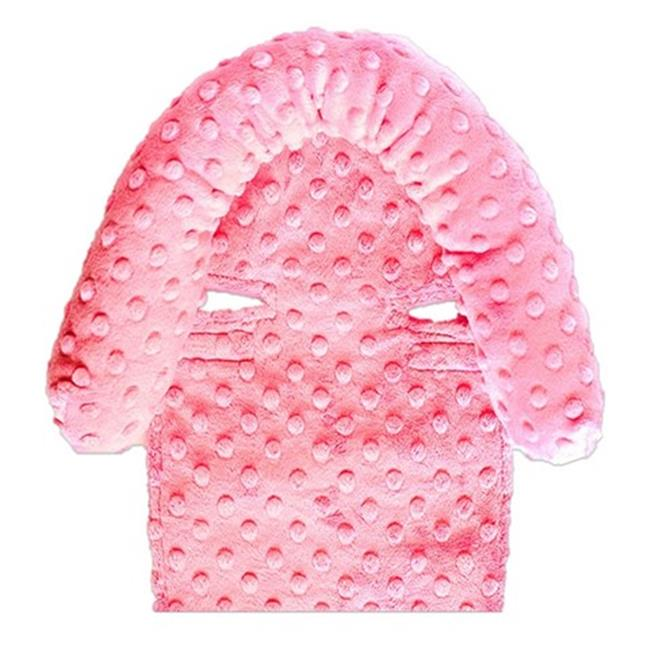 Blue Baby Bum Car Seat with Head Support, Pink by Blue Baby Bum