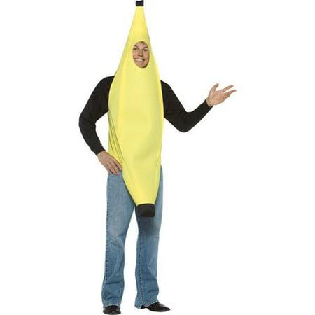 Adult Light Weight Banana Costume