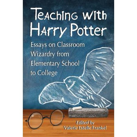 Teaching with Harry Potter : Essays on Classroom Wizardry from Elementary School to College](Elementary Classroom Halloween Games)