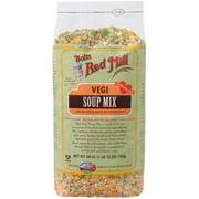 Bob's Red Mill Vegi Soup Mix, 28 oz (Pack of 4)