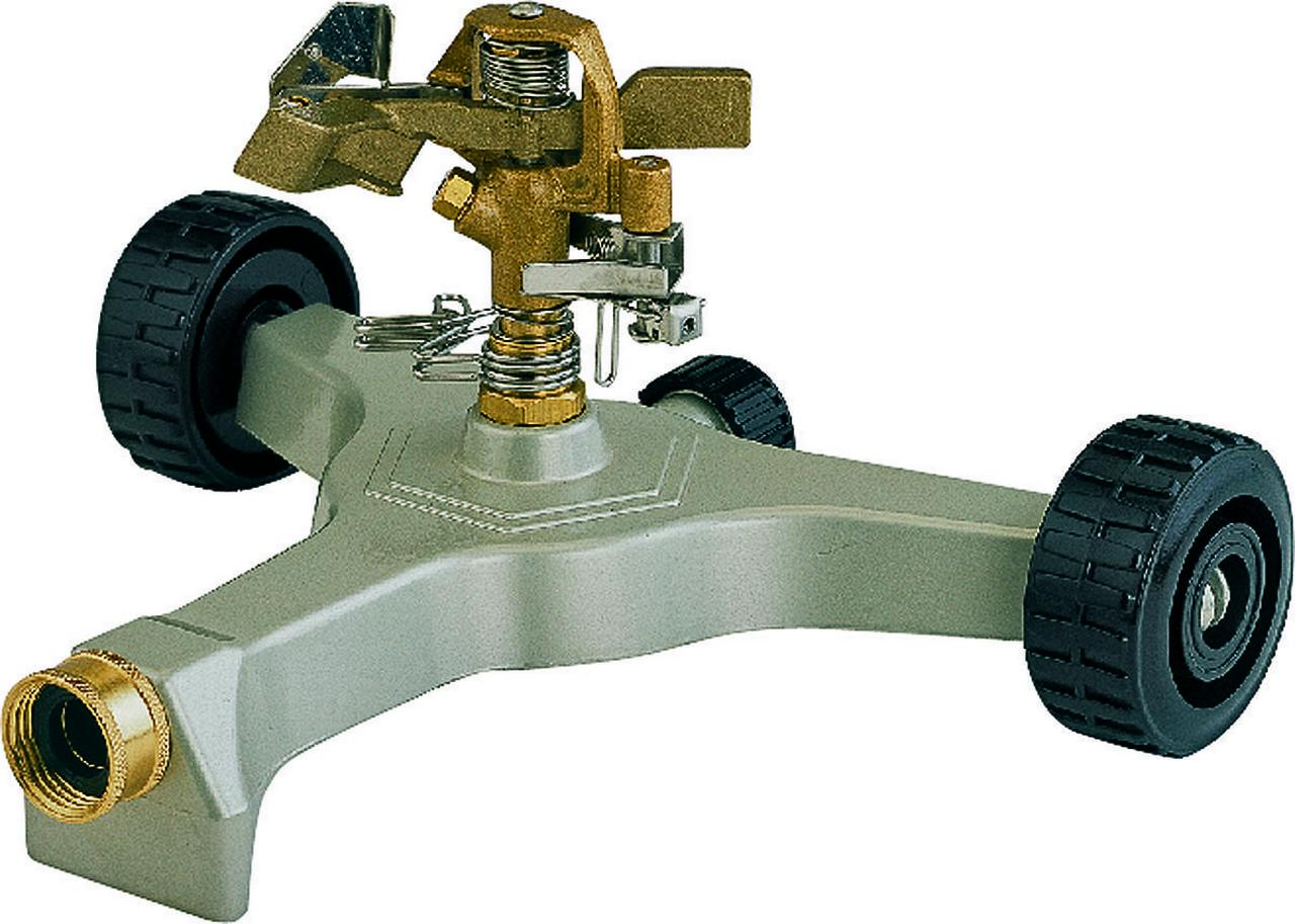 MintCraft 628739 Pulsating Sled Rotary Lawn Sprinkler by Sprinklers