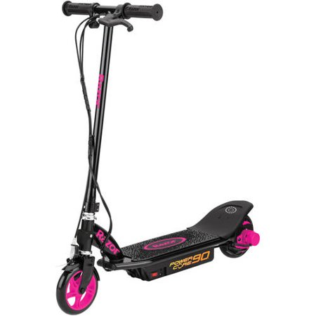 Razor Power Core 90 Electric Powered Scooter Pink- up to 10mph