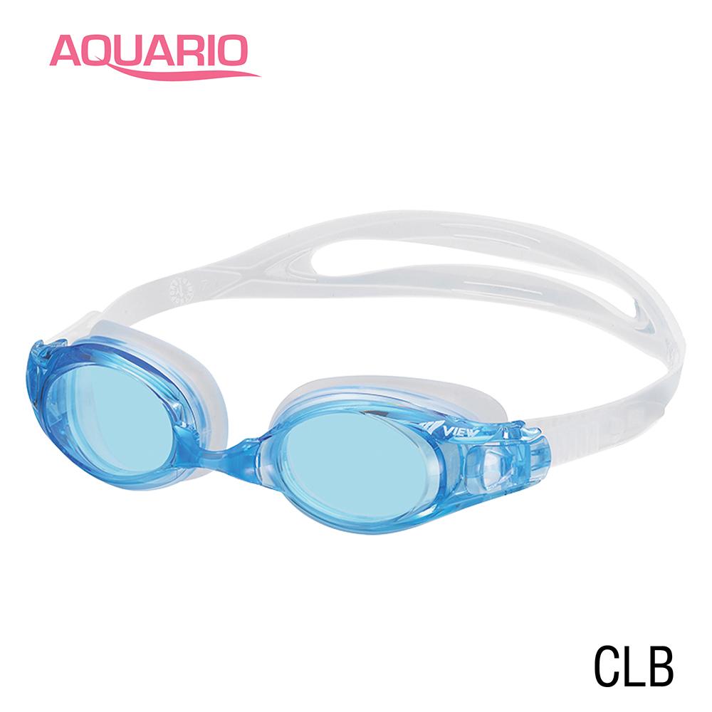 VIEW Swimming Gear Aquario Fitness Goggles