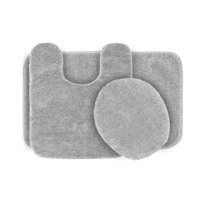 Garland Traditional Soft & Plush Bath Rug Collection in Various Sizes and Colors