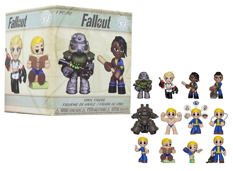 Funko Fallout Mystery Mini Series 2 Blind Box vinyl figures Case Of 12