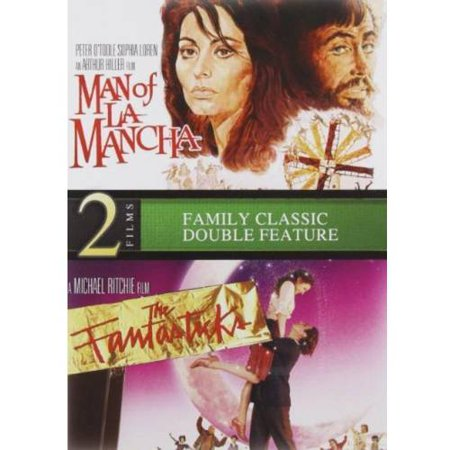 Family Classic Double Feature: Man Of La Mancha / The - La Mancha Collection