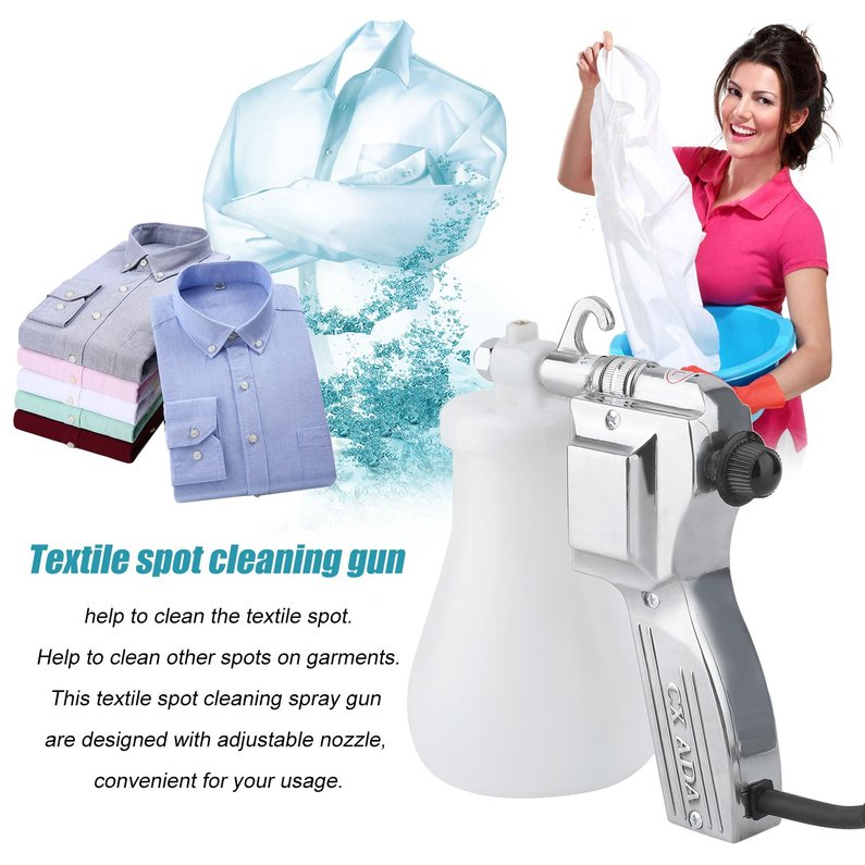 Hot Sale NEW Electric Textile Spot Cleaning Spray Gun Pow...