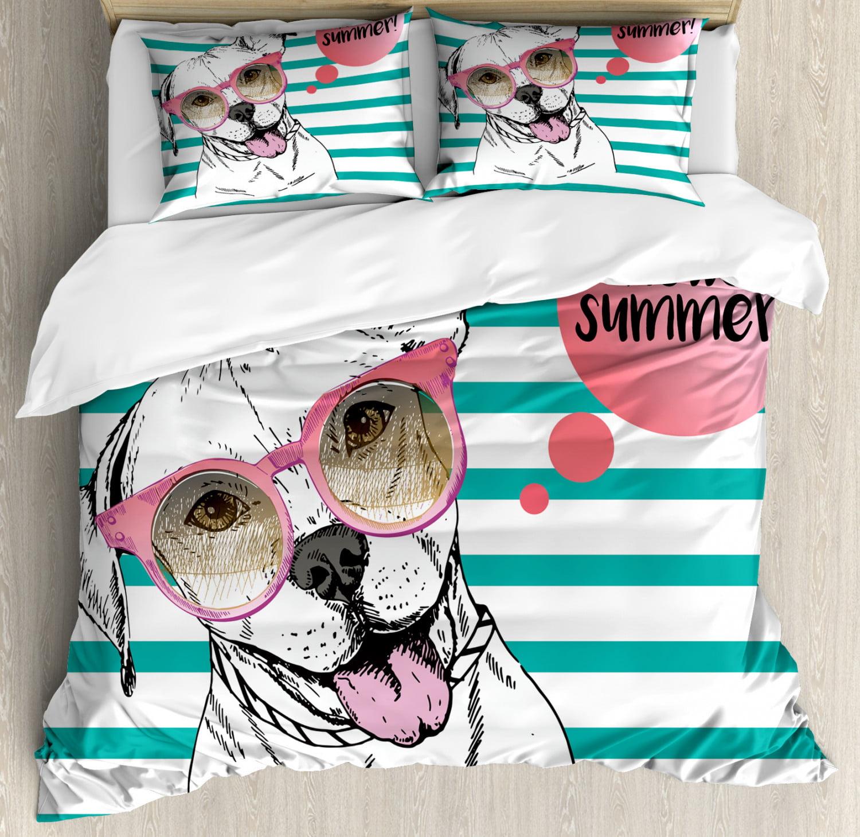 pitbull bed set