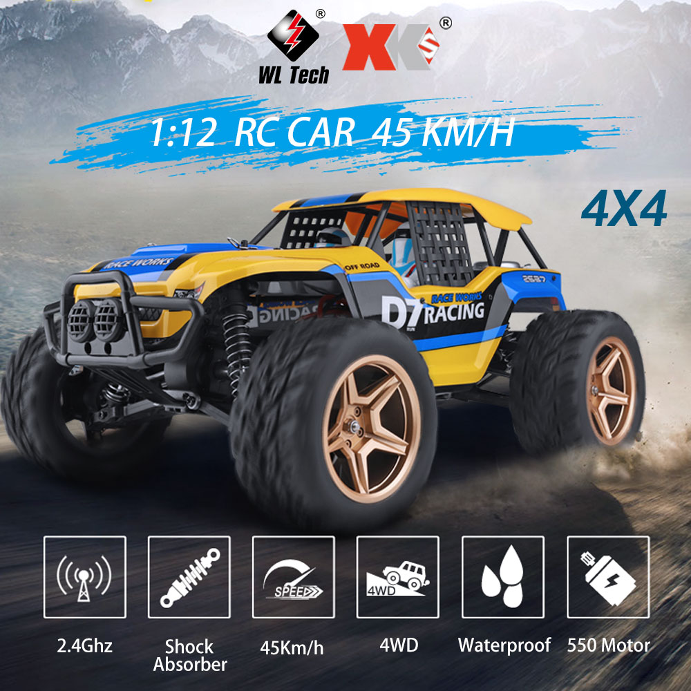 Wltoys XK 12402-A D7 43842