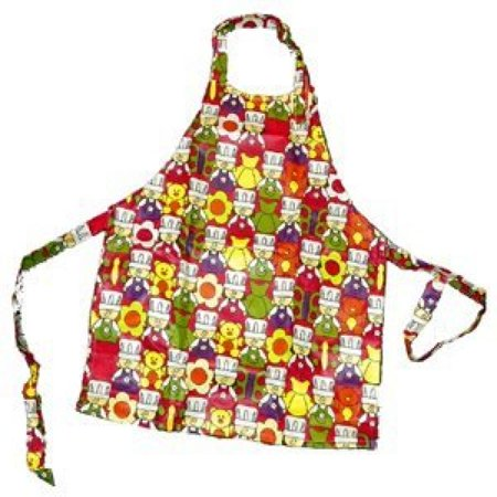 Msc International Lil Kitch Childs Apron   Lil Kitch   Pink