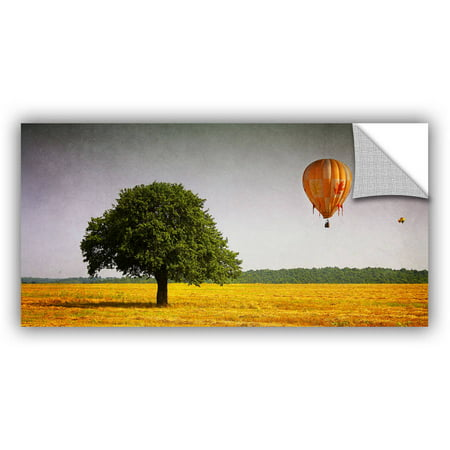 ArtAppealz Dragos Dumitrascu The Long Trip Removable Wall Art
