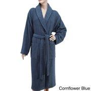 Authentic Hotel and Spa Authentic Hotel Spa Herringbone Weave Turkish Cotton Unisex Bath Robe