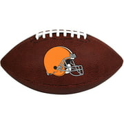 Rawlings NFL Official Size Game Time Football, Cleveland Browns