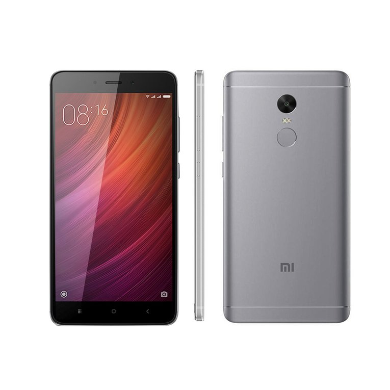 Xiaomi Redmi Note 4 Qualcomm Mobile Phone 5.5 inch 1920x1080p 4100mAh 13MP