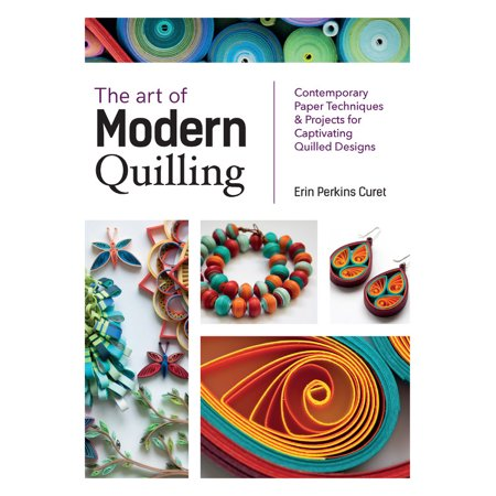 The Art of Modern Quilling : Contemporary Paper Techniques & Projects for Captivating Quilled Designs - Fish Art Projects