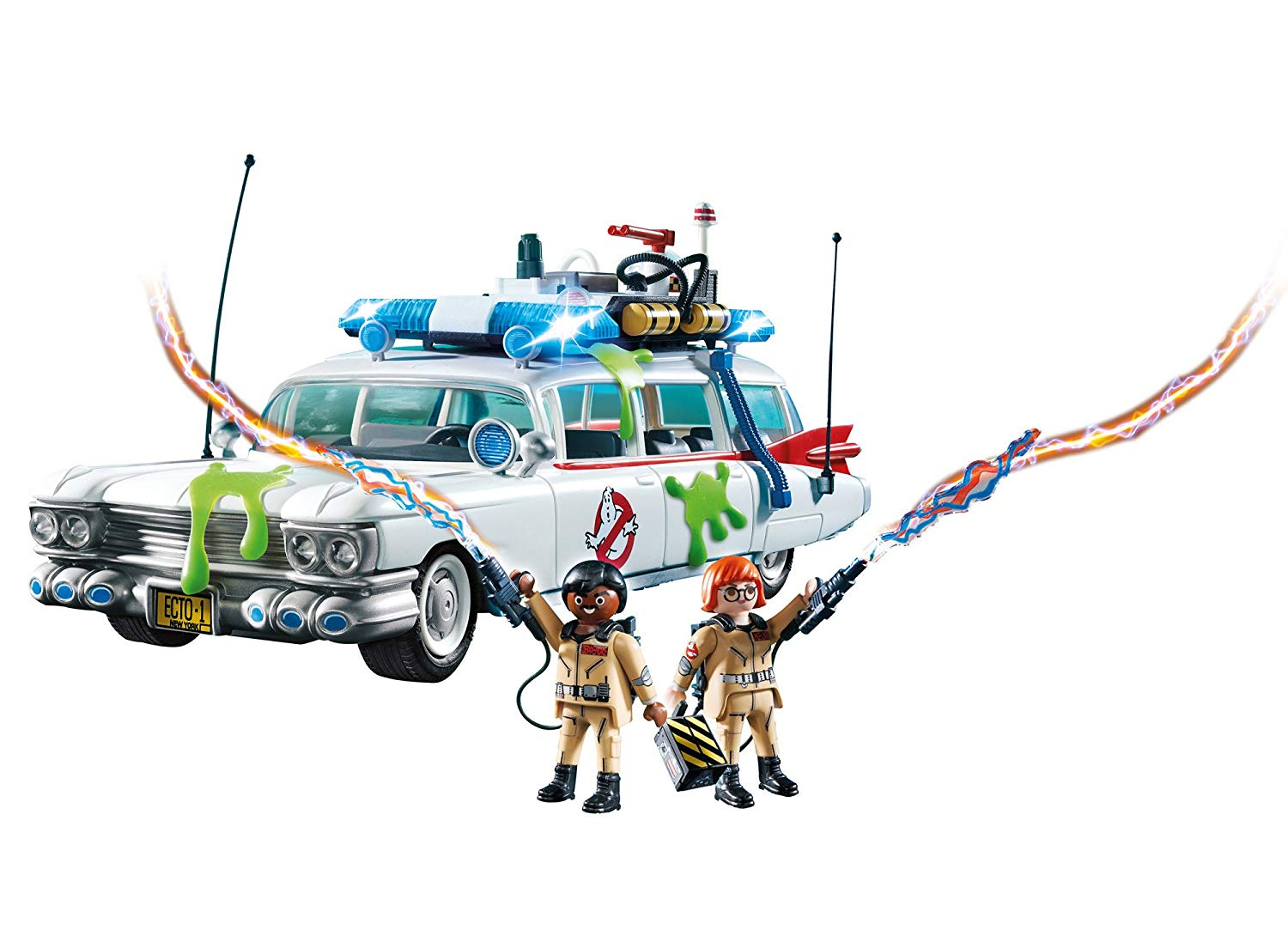 Playmobil Ghostbusters Ecto-1.