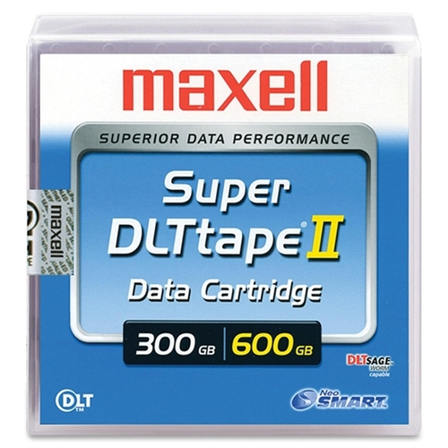 Maxell Super DLTtape II Tape Cartridge 183715 by Maxell