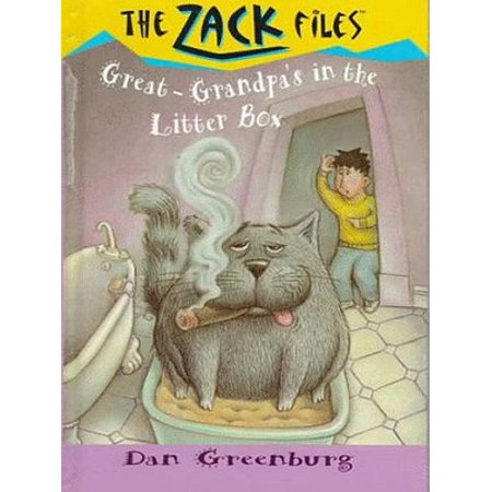 Zack Files 01: My Great-grandpa's in the Litter Box - (Closest Jack In The Box To My Location)