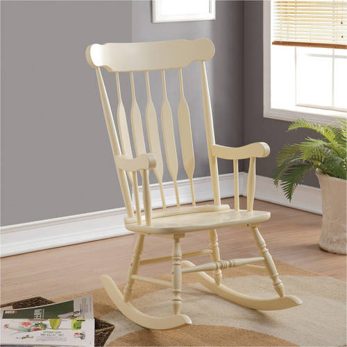 Coaster Traditional Arrow Back Rocking Chair, Multiple Colors by Coaster Company