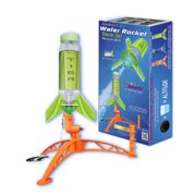 Quest Aerospace Deluxe Single Water Rocket Set by Quest Aerospace Multi-Colored